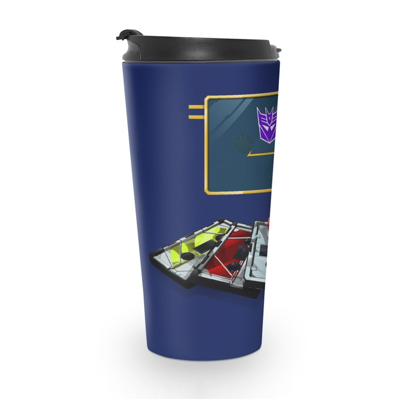 Soundwave Accessories Travel Mug by FunctionalFantasy Artist Shop