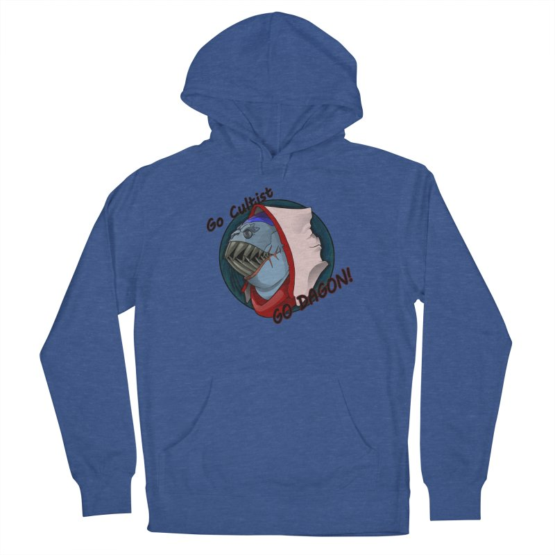 We appreciate that you have a choice in your madness... Women's French Terry Pullover Hoody by FunctionalFantasy Artist Shop