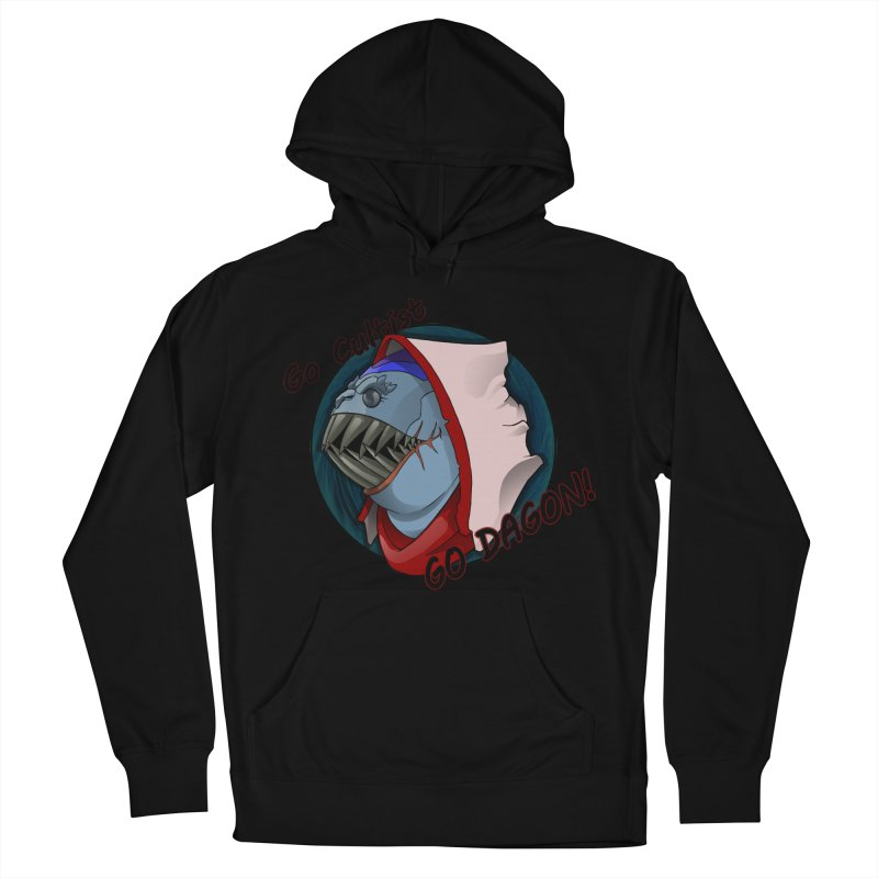 We appreciate that you have a choice in your madness... Men's French Terry Pullover Hoody by FunctionalFantasy Artist Shop