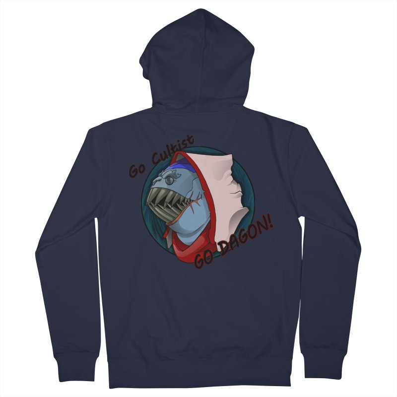 We appreciate that you have a choice in your madness... Women's French Terry Zip-Up Hoody by FunctionalFantasy Artist Shop