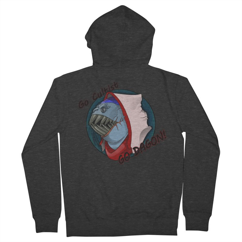 We appreciate that you have a choice in your madness... Men's Zip-Up Hoody by FunctionalFantasy Artist Shop