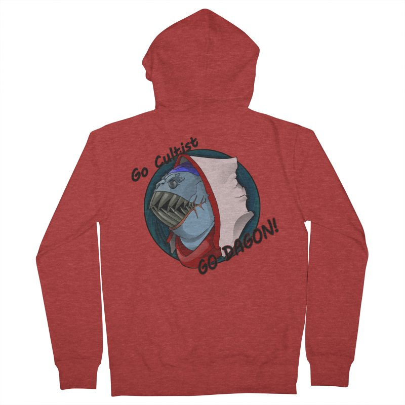 We appreciate that you have a choice in your madness... Men's French Terry Zip-Up Hoody by FunctionalFantasy Artist Shop