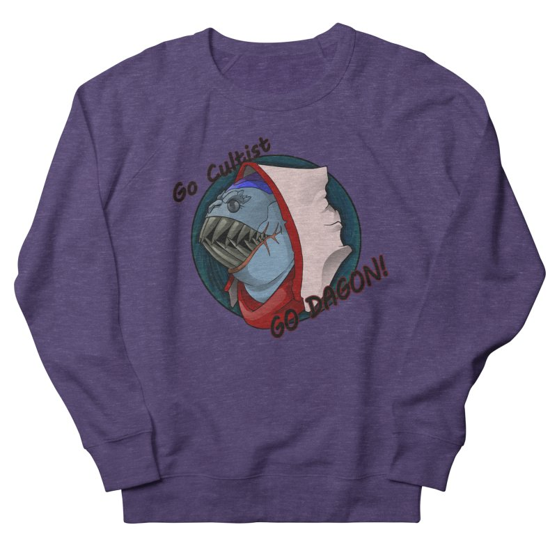 We appreciate that you have a choice in your madness... Women's French Terry Sweatshirt by FunctionalFantasy Artist Shop