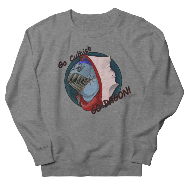 We appreciate that you have a choice in your madness... Men's French Terry Sweatshirt by FunctionalFantasy Artist Shop