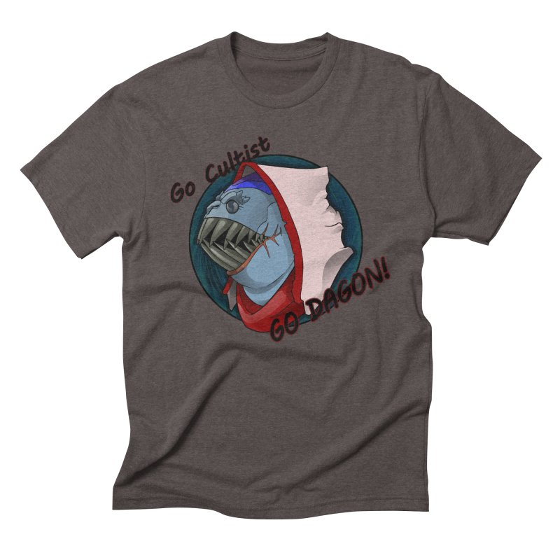 We appreciate that you have a choice in your madness... Men's Triblend T-Shirt by FunctionalFantasy Artist Shop