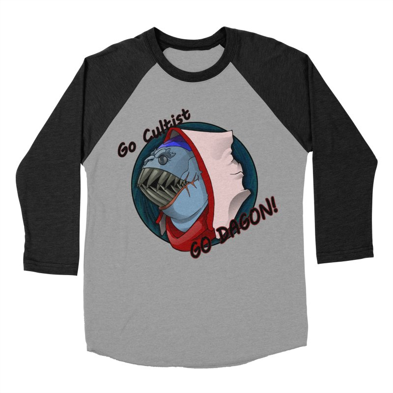 We appreciate that you have a choice in your madness... Women's Baseball Triblend Longsleeve T-Shirt by FunctionalFantasy Artist Shop