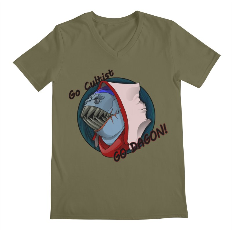 We appreciate that you have a choice in your madness... Men's V-Neck by FunctionalFantasy Artist Shop