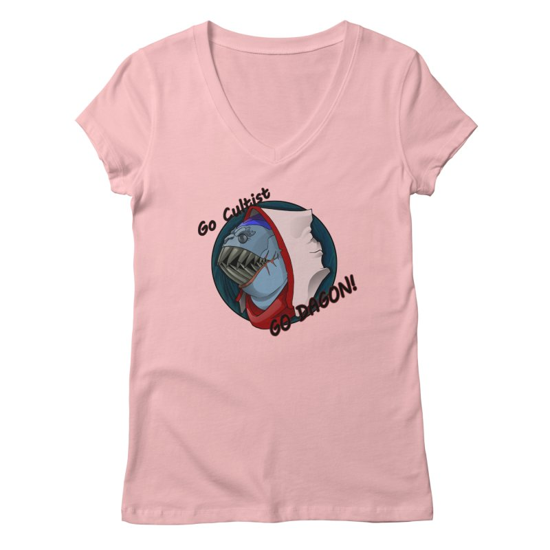 We appreciate that you have a choice in your madness... Women's Regular V-Neck by FunctionalFantasy Artist Shop