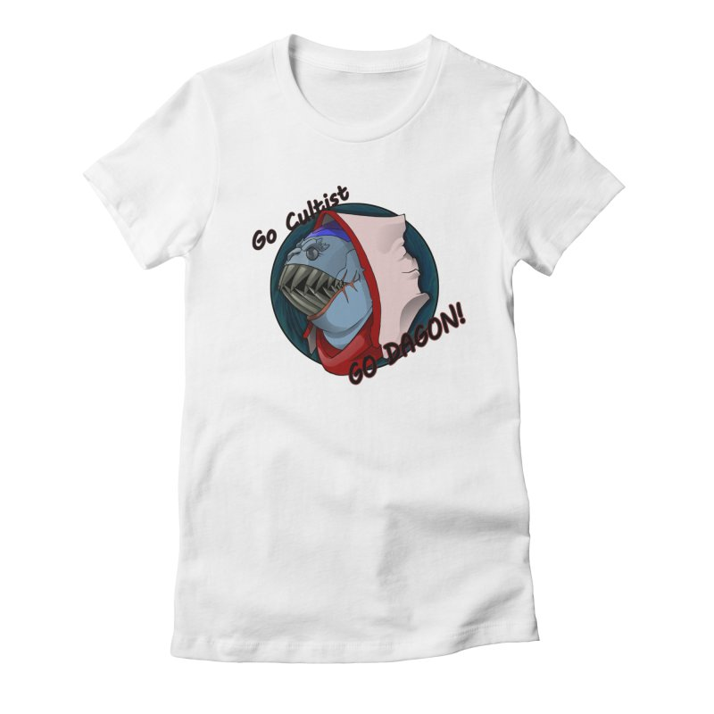 We appreciate that you have a choice in your madness... Women's Fitted T-Shirt by FunctionalFantasy Artist Shop