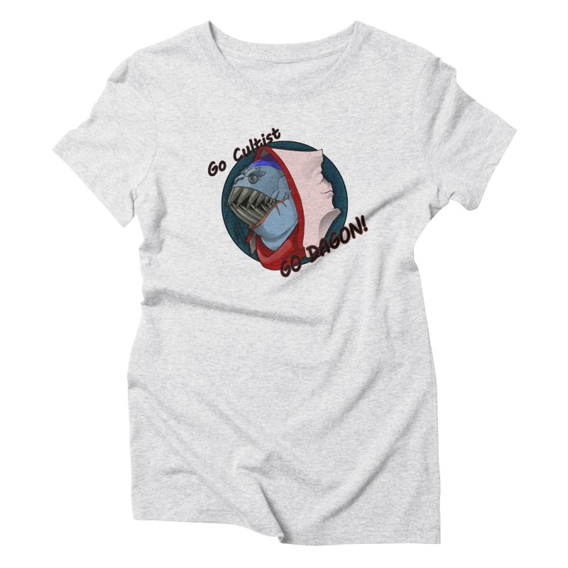 We appreciate that you have a choice in your madness... Women's Triblend T-Shirt by FunctionalFantasy Artist Shop