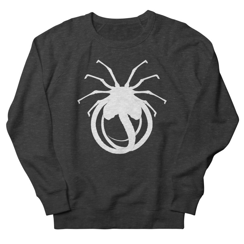 Parasyte Men's French Terry Sweatshirt by FunctionalFantasy Artist Shop