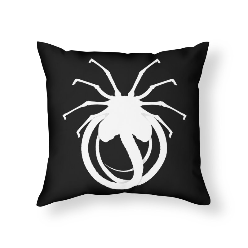 Parasyte Home Throw Pillow by FunctionalFantasy Artist Shop