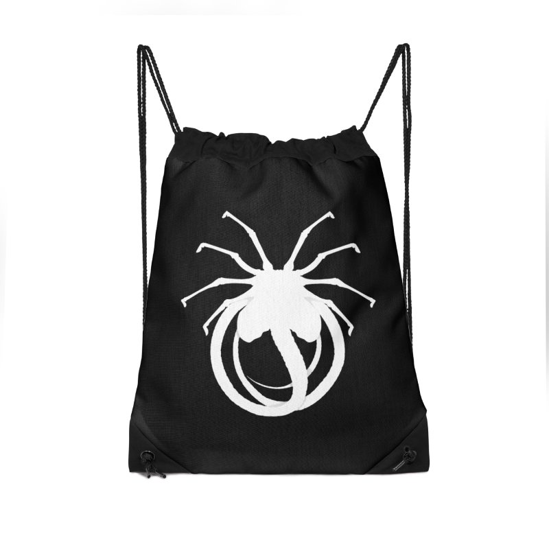 Parasyte Accessories Drawstring Bag Bag by FunctionalFantasy Artist Shop