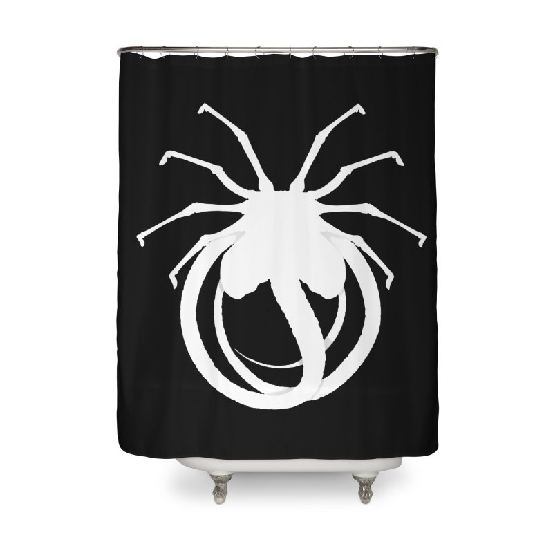 Parasyte Home Shower Curtain by FunctionalFantasy Artist Shop