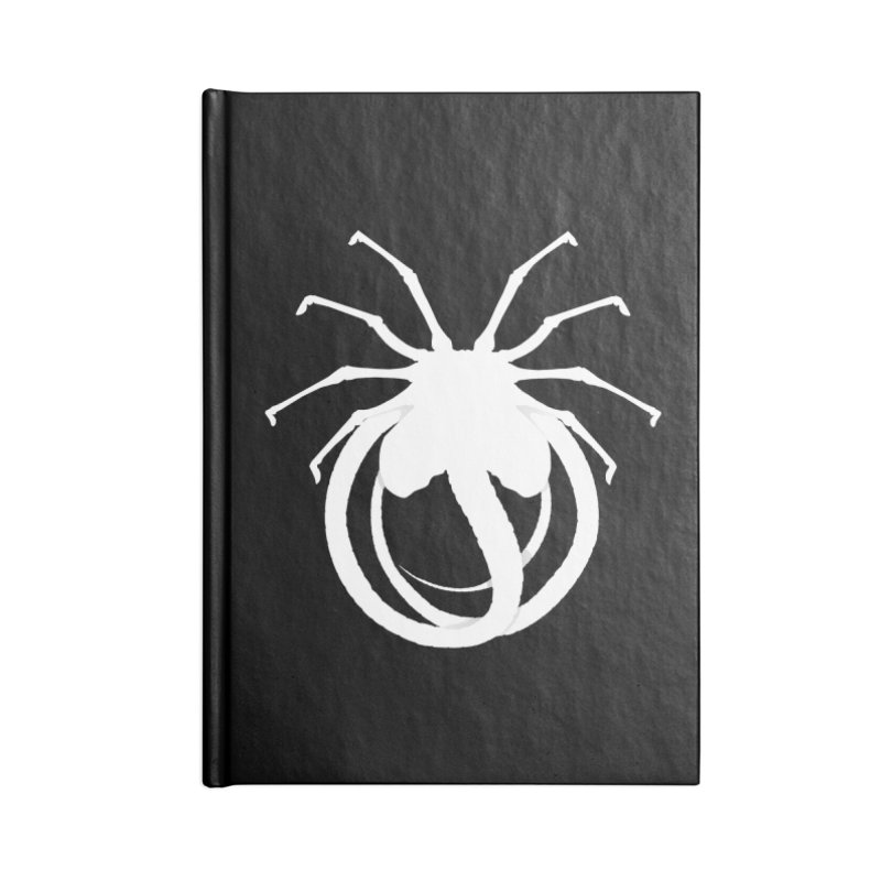 Parasyte Accessories Blank Journal Notebook by FunctionalFantasy Artist Shop