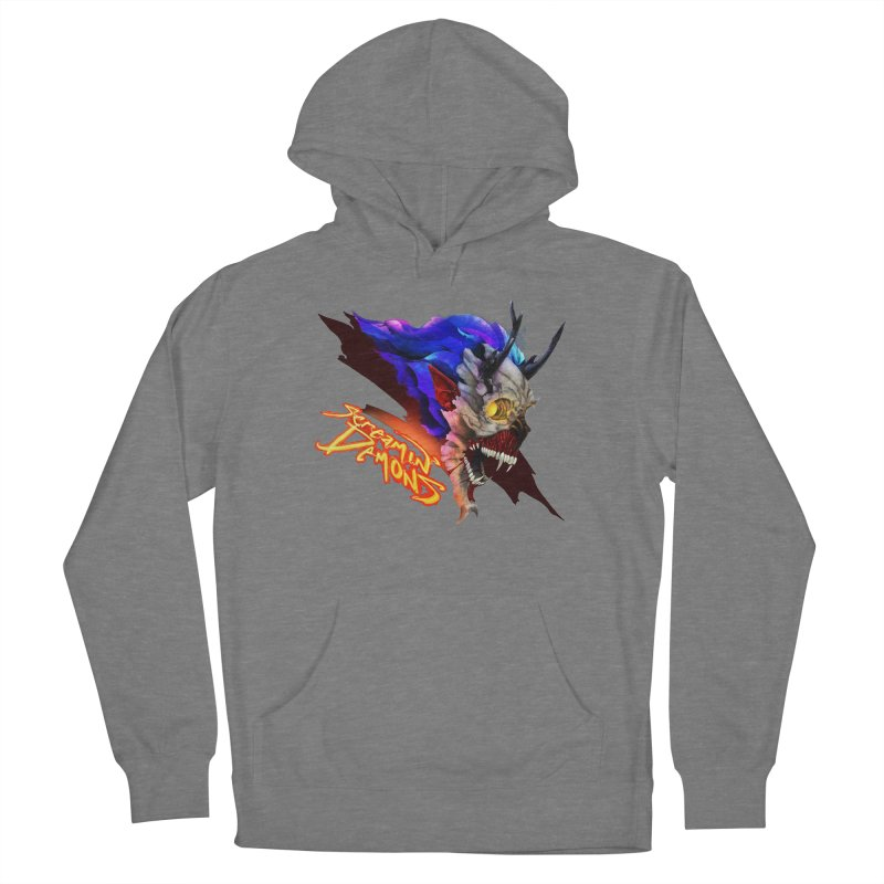 Screamin' Demons Women's Pullover Hoody by FunctionalFantasy Artist Shop