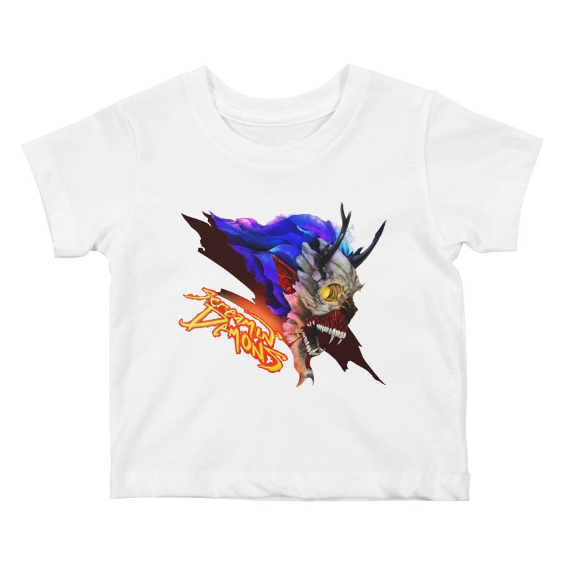 Screamin' Demons Kids Baby T-Shirt by FunctionalFantasy Artist Shop