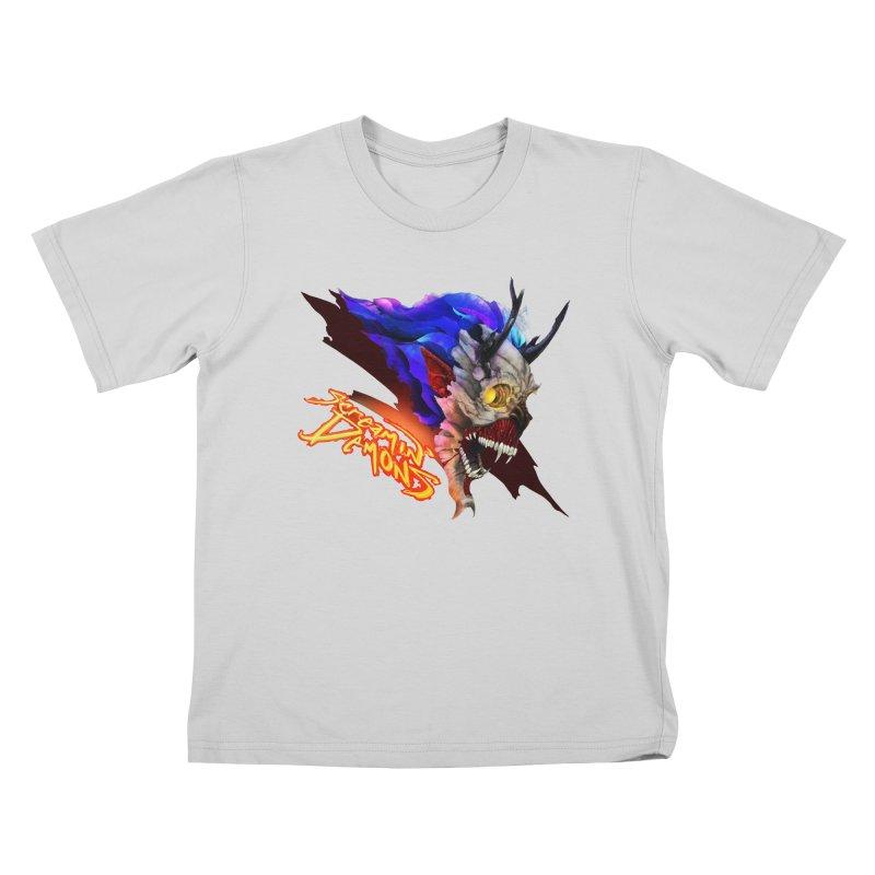 Screamin' Demons Kids T-Shirt by FunctionalFantasy Artist Shop