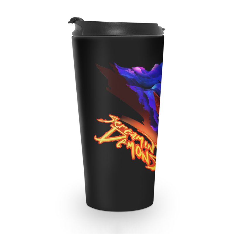 Screamin' Demons Accessories Travel Mug by FunctionalFantasy Artist Shop