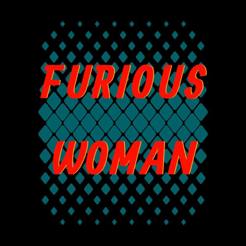 Furious Woman Men's T-Shirt by Furious Label