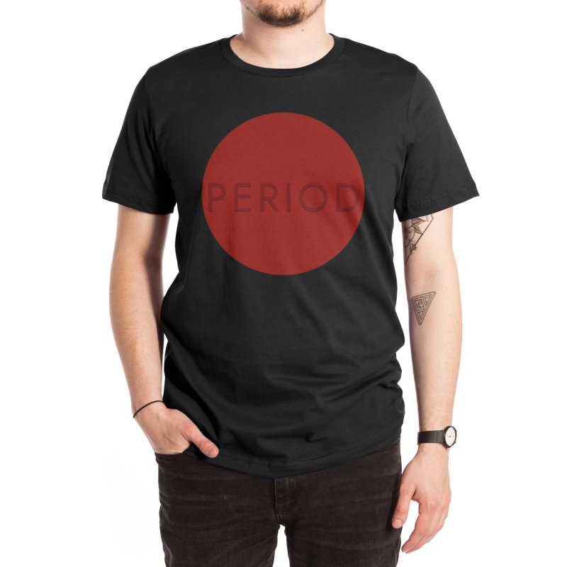 Period Men's T-Shirt by Furious Label