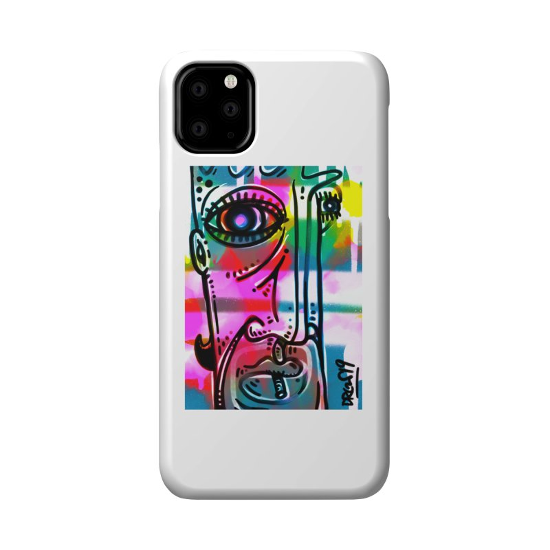 Spray It To Say It Accessories Phone Case by Fuzzy Poet's Artist Shop