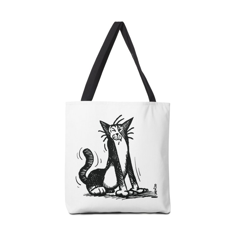 Stretch! Accessories Bag by Sophisticated Lowbrow Art For The Discerning Masse
