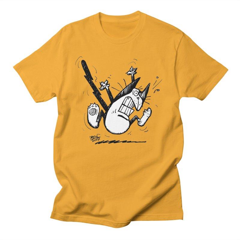 Zapped!!! Women's Regular Unisex T-Shirt by Fuzzy Poet's Artist Shop