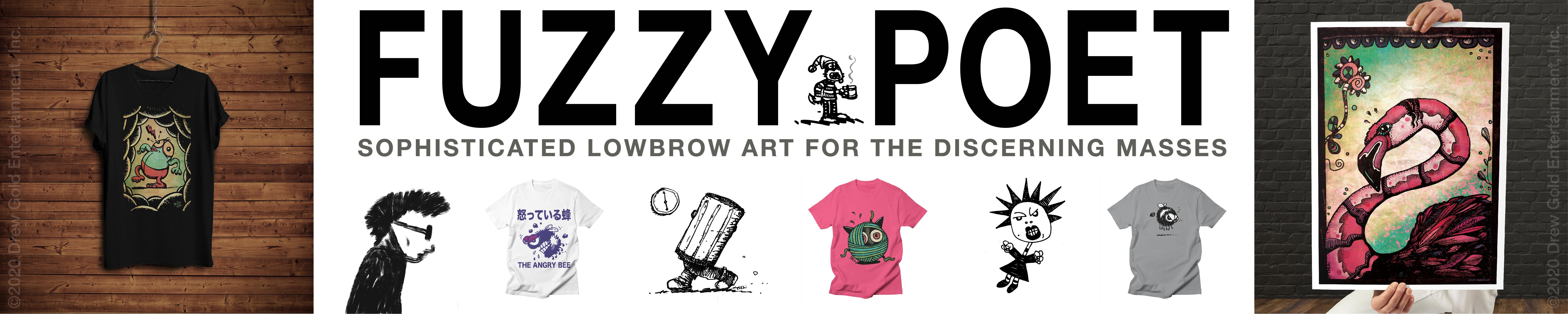 FuzzyPoet Cover