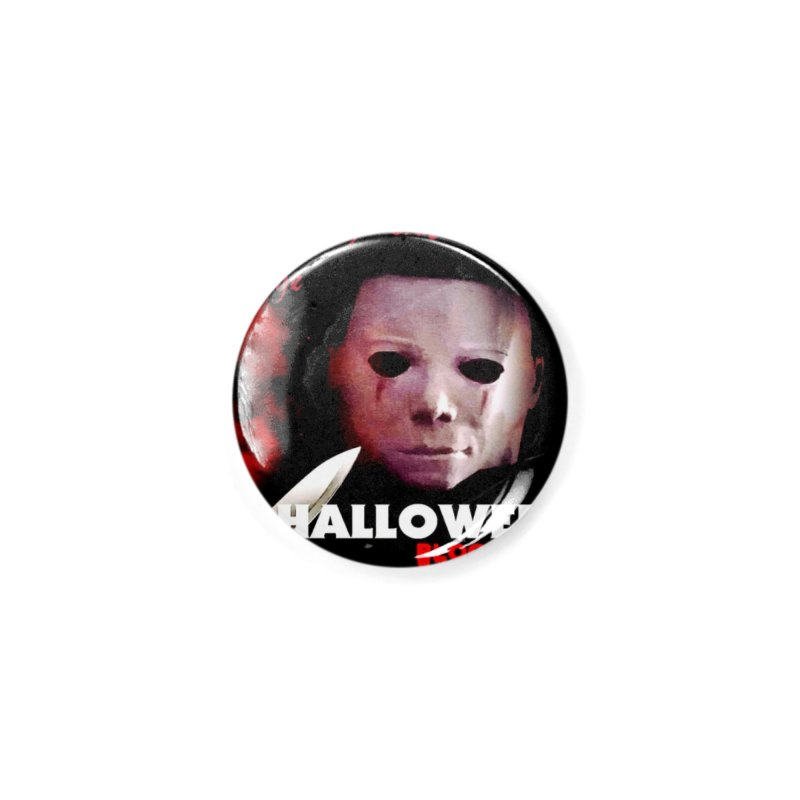 Gustavo as Michael Myers in Button by GETBIT by FanGlorious  Artist Shop