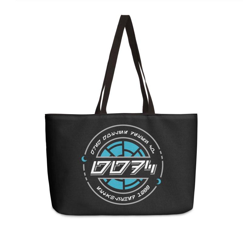 GGDC Batuu Accessories Weekender Bag Bag by Greg Gosline Design Co.