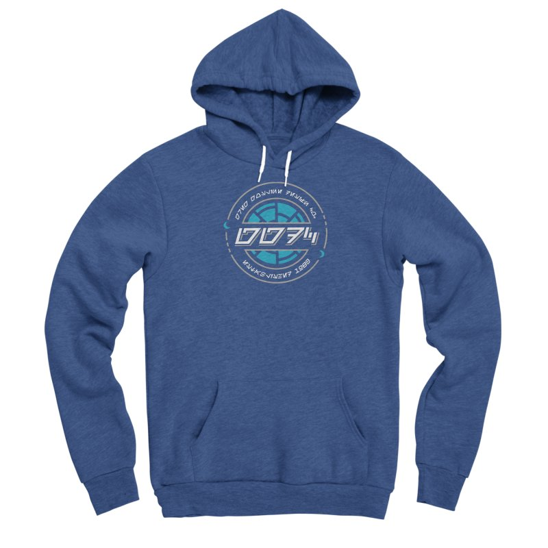 GGDC Batuu Men's Sponge Fleece Pullover Hoody by Greg Gosline Design Co.