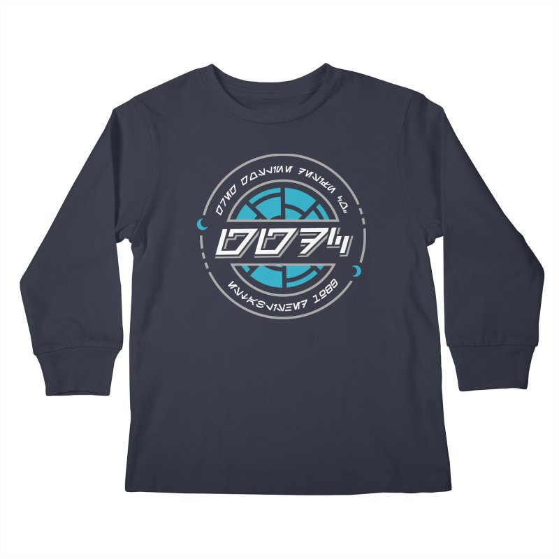 GGDC Batuu Kids Longsleeve T-Shirt by Greg Gosline Design Co.