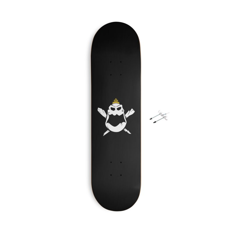 Royal Marsh Accessories With Hanging Hardware Skateboard by Greg Gosline Design Co.