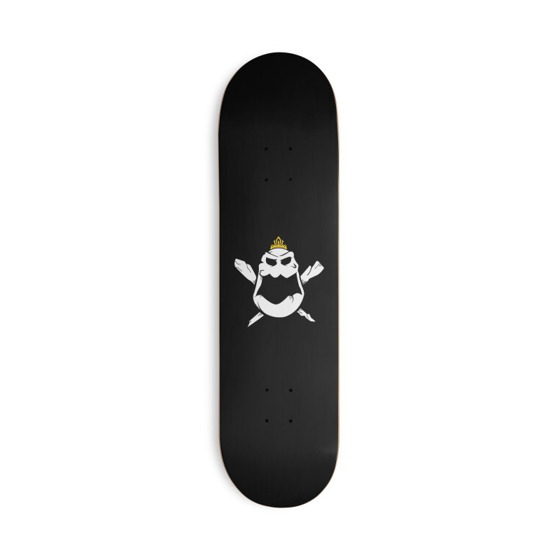 Royal Marsh Accessories Deck Only Skateboard by Greg Gosline Design Co.
