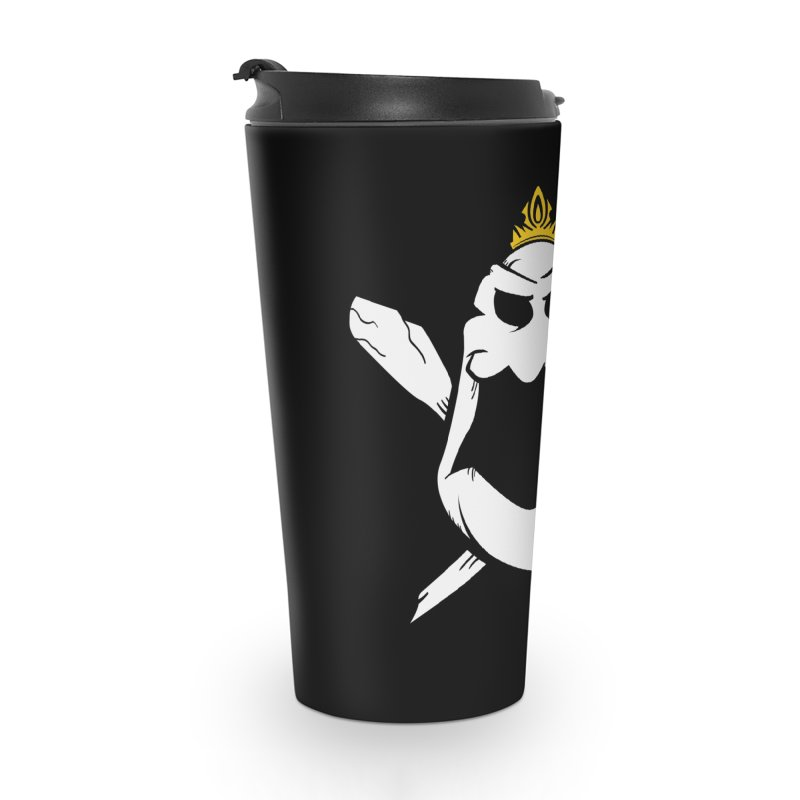 Royal Marsh Accessories Travel Mug by Greg Gosline Design Co.
