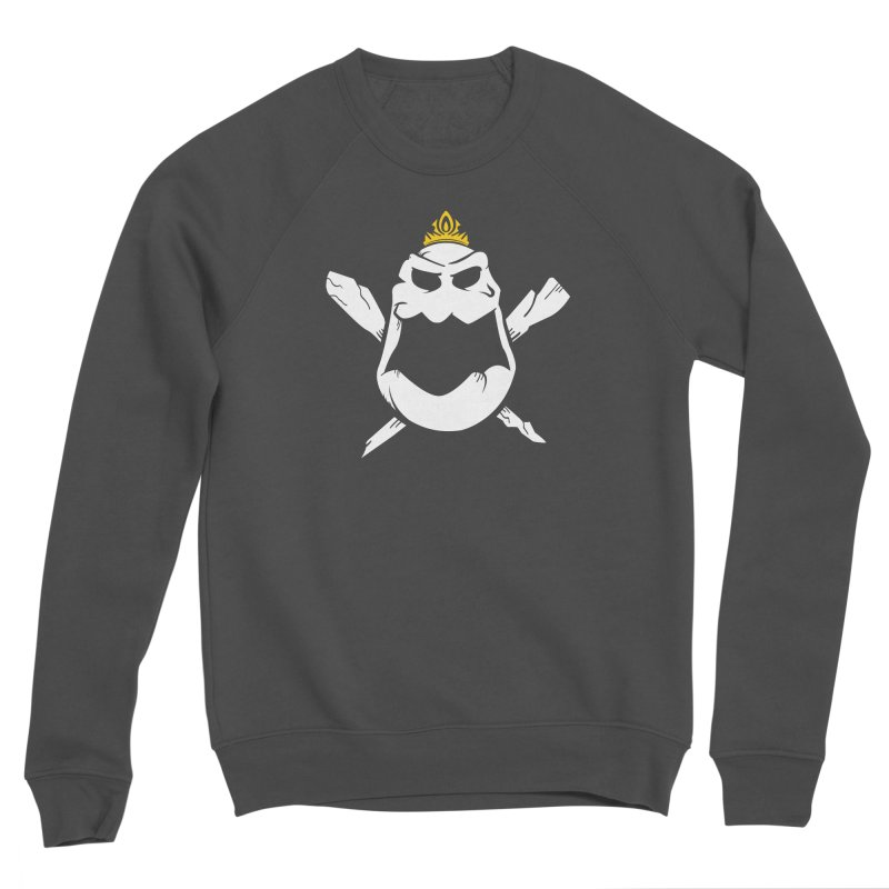Royal Marsh Men's Sponge Fleece Sweatshirt by Greg Gosline Design Co.