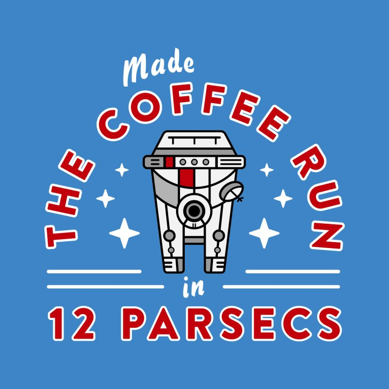 Coffee Run Women's T-Shirt by Greg Gosline Design Co.