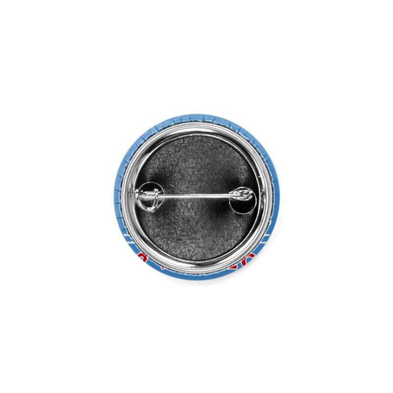 Coffee Run Accessories Button by Greg Gosline Design Co.
