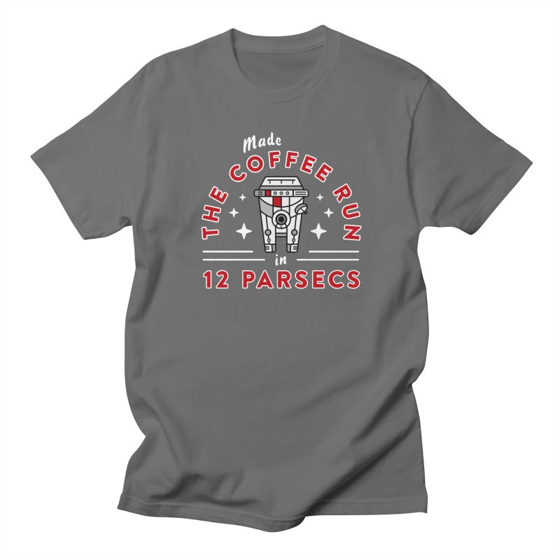 Coffee Run Women's T-Shirt by Greg Gosline Design Co.