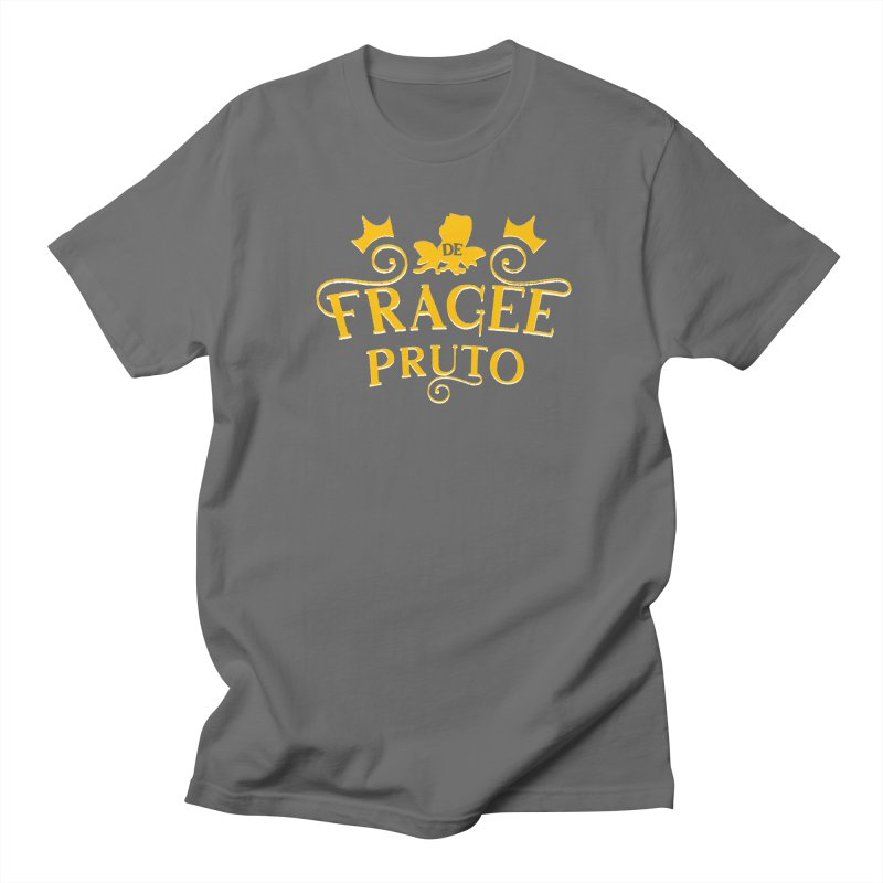 Fragee Pruto Men's T-Shirt by Greg Gosline Design Co.