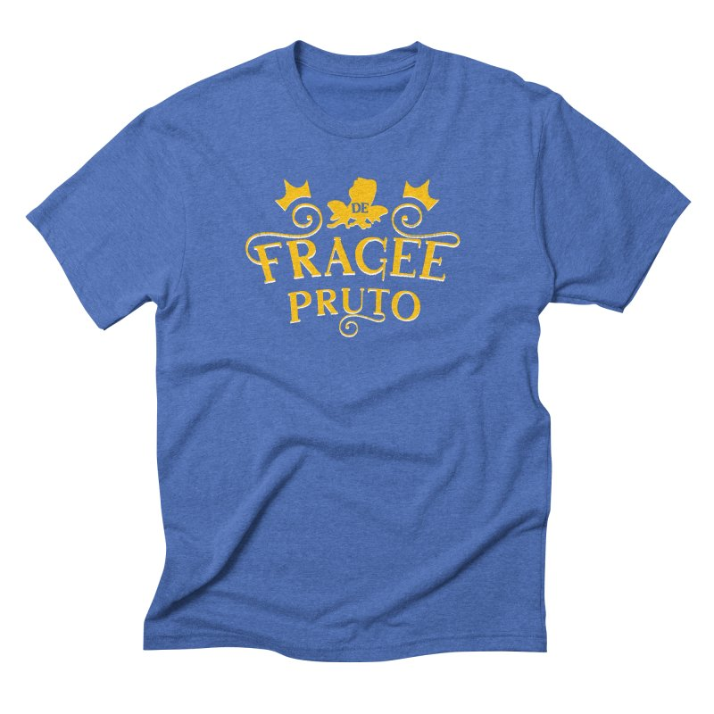 Fragee Pruto Men's T-Shirt by Greg Gosline Design Co.
