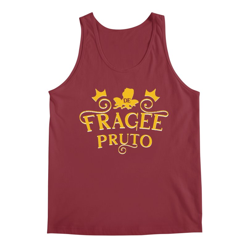 Fragee Pruto Men's Regular Tank by Greg Gosline Design Co.