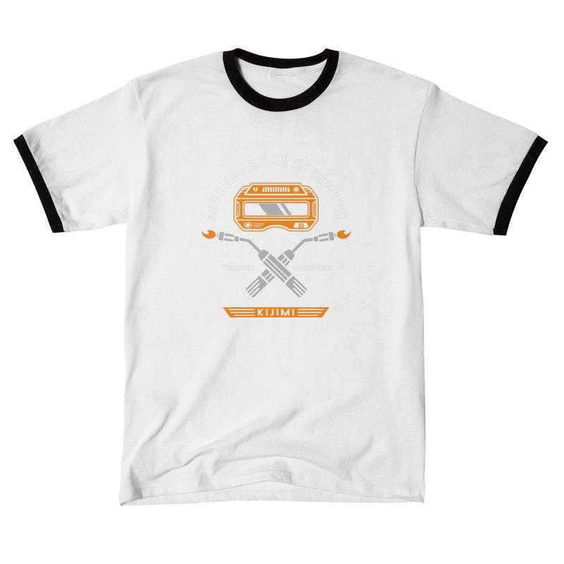 Droidsmith Women's T-Shirt by Greg Gosline Design Co.