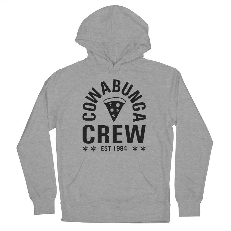 Cowabunga Crew Men's Pullover Hoody by Greg Gosline Design Co.
