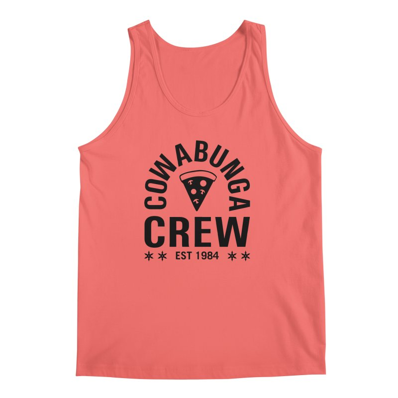 Cowabunga Crew Men's Tank by Greg Gosline Design Co.