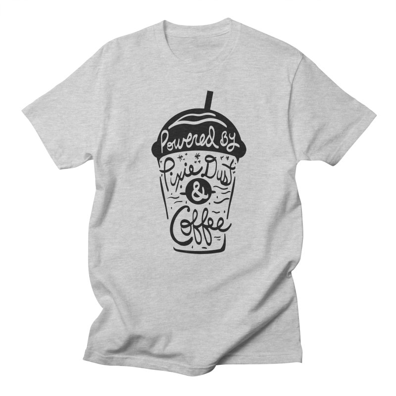 Powered By Women's T-Shirt by Greg Gosline Design Co.