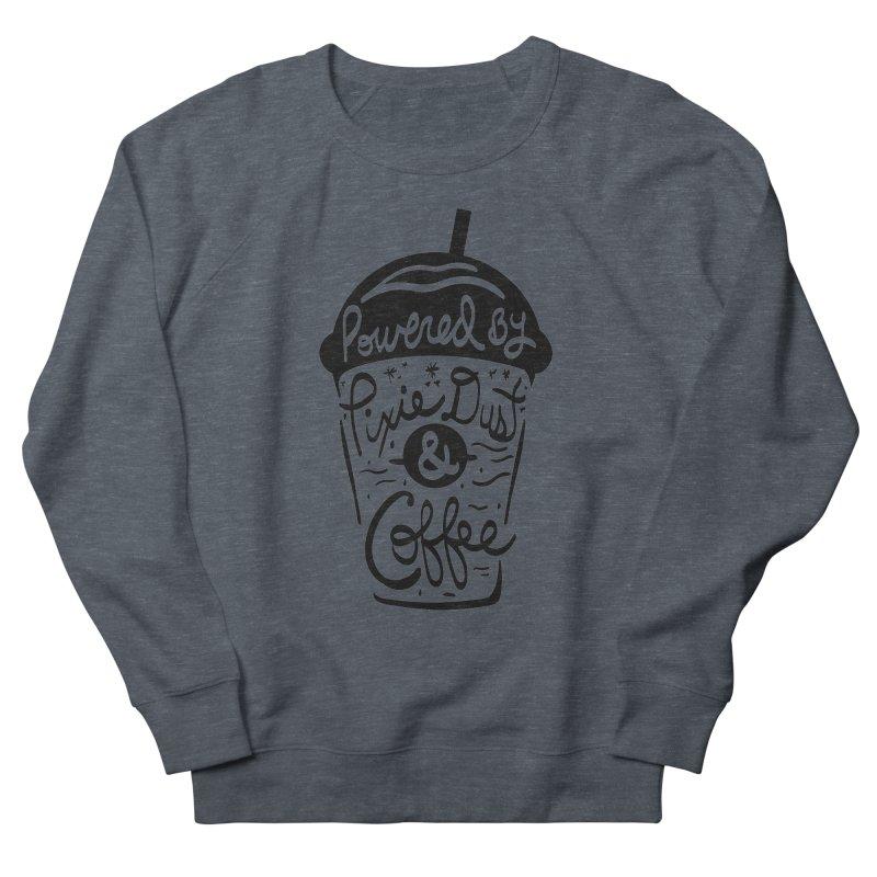 Powered By Men's Sweatshirt by Greg Gosline Design Co.
