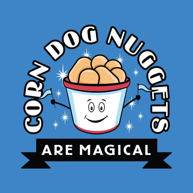 Corn Dog Nuggets Are Magical by Greg Gosline Design Co.