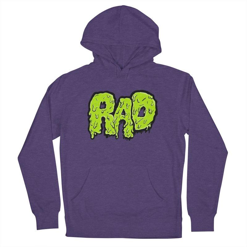 Rad Men's Pullover Hoody by Greg Gosline Design Co.